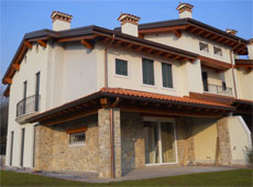 Intonaco esterno colorato frusta per impastare cemento - Colori intonaco esterno ...
